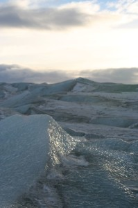 The Polar Ice Cap